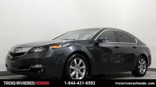 Used 2013 Acura TL base toit ouvrant bluetooth for sale in Trois-rivieres, QC