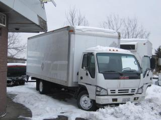 Used 2007 GMC W5500 CAB OVER 5500 HD 20 FT BOX for sale in North York, ON