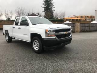 Used 2016 Chevrolet Silverado 1500 Work Truck for sale in Surrey, BC