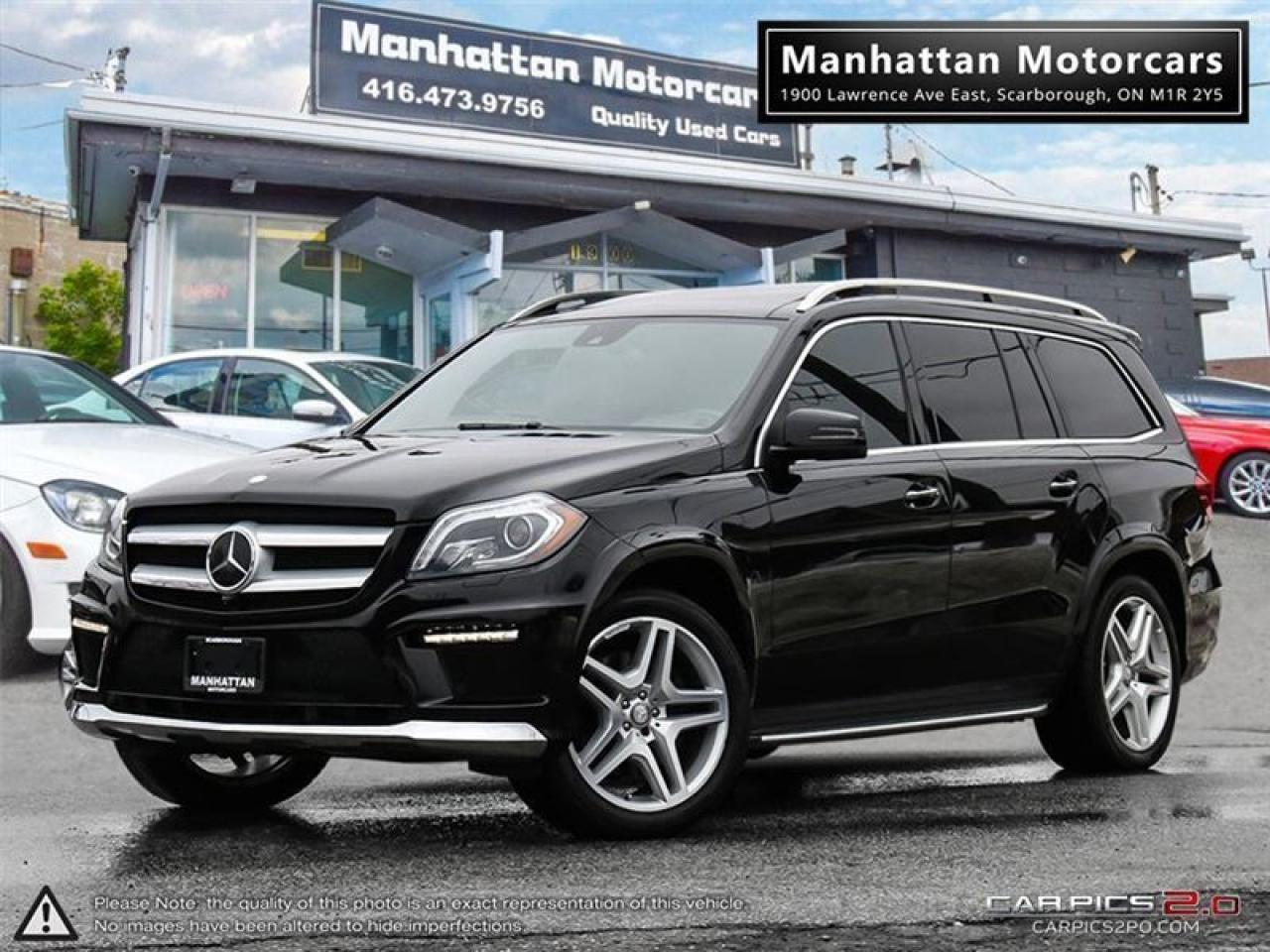 2014 Mercedes-Benz GL550 4MATIC AMG PKG |NAV|CAM|PANO|BLINDSPOT