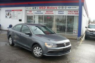 Used 2015 Volkswagen Jetta TRENDLINE+ for sale in Etobicoke, ON