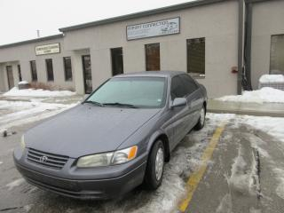 Used 1998 Toyota Camry LE,CERTIFIED for sale in Burlington, ON