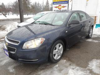 Used 2008 Chevrolet Malibu for sale in Brantford, ON