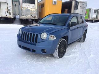 Used 2007 Jeep Compass 4 RM, 4 portes, Sport for sale in Quebec, QC