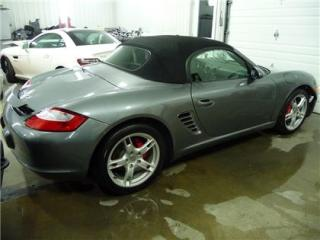 Used 2006 Porsche Boxster S for sale in Sainte-marie, QC