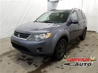 Used 2007 Mitsubishi Outlander Ls V6 Awd/mags for sale in Saint-georges-de-champlain, QC