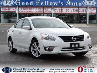 Used 2013 Nissan Altima SV MODEL, SUN ROOF, REARVIEW CAMERA for sale in North York, ON