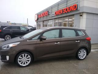 Used 2014 Kia Rondo EX LUXURY for sale in Owen Sound, ON