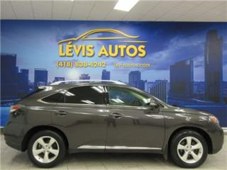 Used 2010 Lexus RX 350 AWD for sale in Levis, QC