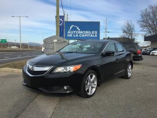Used 2013 Acura ILX PREMIUM for sale in Chateau-richer, QC