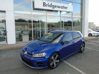 Used 2016 Volkswagen Golf R - FUN TO DRIVE! for sale in Hebbville, NS