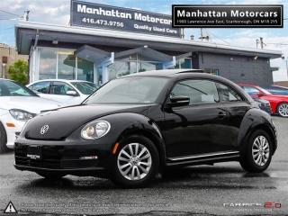 Used 2016 Volkswagen Beetle COMFORTLINE - 1.8T |CAMERA|PHONE|PANORAMIC|49000KM for sale in Scarborough, ON