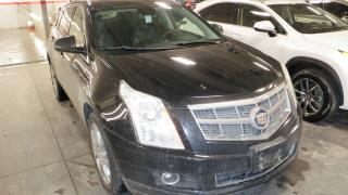 Used 2010 Cadillac SRX PREMIUM DVD NAV for sale in Toronto, ON
