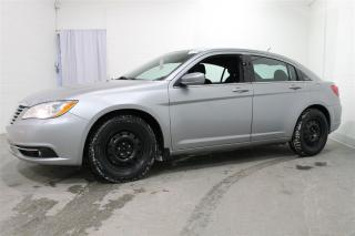 Used 2013 Chrysler 200 Touring for sale in Terrebonne, QC