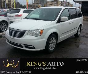 Used 2015 Chrysler Town & Country TOURING, 7 PASS, STOW N GO SEATING, DUAL DVD for sale in Scarborough, ON