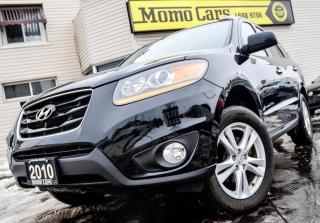 Used 2010 Hyundai Santa Fe Limited AWD Leather+Bluetooth! ONLY $148/bi-weekly for sale in St Catharines, ON