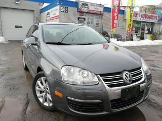 Used 2010 Volkswagen Jetta 2.5L Trendline_Accident Free_Ontario Car for sale in Oakville, ON
