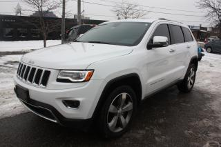 Used 2016 Jeep Grand Cherokee Limited for sale in North York, ON