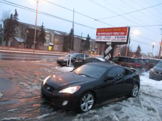 Used 2010 Hyundai Genesis Coupe GT for sale in Scarborough, ON