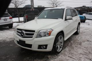 Used 2010 Mercedes-Benz GLK350 GLK 350 NAVIGATION+PANO ROOF for sale in North York, ON