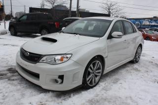 Used 2014 Subaru WRX STI  TSURUGI EDITION for sale in North York, ON