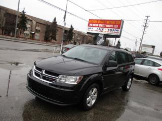 Used 2013 Dodge Journey Canada Value Pkg for sale in Toronto, ON