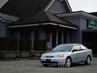 Used 2002 Honda Civic LX for sale in Coquitlam, BC
