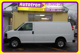Used 2014 GMC Savana 2500 3/4 Ton Cargo Van,  Loaded for sale in Woodbridge, ON