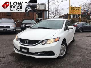 Used 2014 Honda Civic EX*Sunroof*HtdSeats*Camera*Bluetooth*Warranty* for sale in York, ON