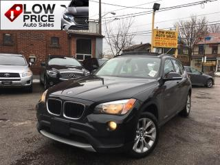 Used 2014 BMW X1 xDrive28i*PanoramicRoof*HtdSeats*BmwWarranty* for sale in York, ON