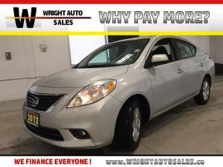 Used 2012 Nissan Versa 1.6 SV|LOW MILEAGE|NAVIGATION|BLUETOOTH|61,907 KMS for sale in Cambridge, ON
