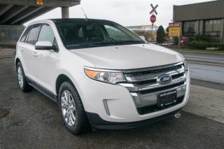 Used 2013 Ford Edge Limited Eco Boost Limited for sale in Langley, BC