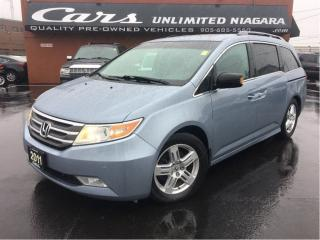 Used 2011 Honda Odyssey Touring for sale in St Catharines, ON
