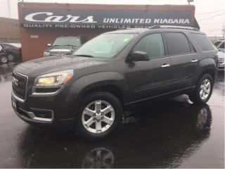 Used 2014 GMC Acadia SLE1 for sale in St Catharines, ON