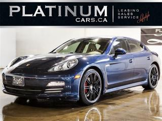 Used 2012 Porsche Panamera 4, AWD, NAVI, CAM, SUNROOF, HEATED F/R SEATS for sale in North York, ON