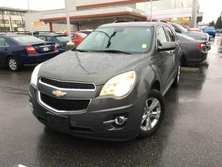 Used 2013 Chevrolet Equinox 2LT for sale in Surrey, BC