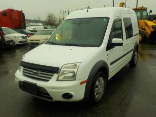Used 2013 Ford Transit Connect Connect Cargo for sale in Burnaby, BC