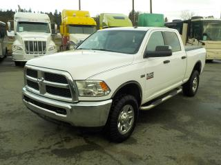 Used 2014 Dodge Ram 2500 SLT Crew Cab Regular Box 4WD with Tonneau Cover for sale in Burnaby, BC