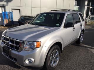 Used 2011 Ford Escape XLT for sale in Burnaby, BC