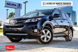 Used 2014 Toyota RAV4 FWD XLE Accident Free|Navigation|Back UP-CAM for sale in Thornhill, ON