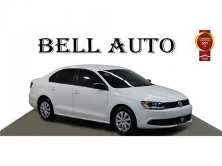 Used 2013 Volkswagen Jetta 2.0L Trendline+ HEATED SEATS CRUISE CONTROL for sale in North York, ON