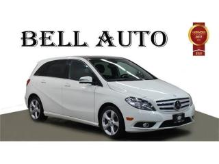 Used 2014 Mercedes-Benz B-Class Sports Tourer for sale in North York, ON