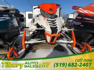 Used 2015 ARCTIC CAT ZR ZR 9000 TURBO for sale in Tilbury, ON
