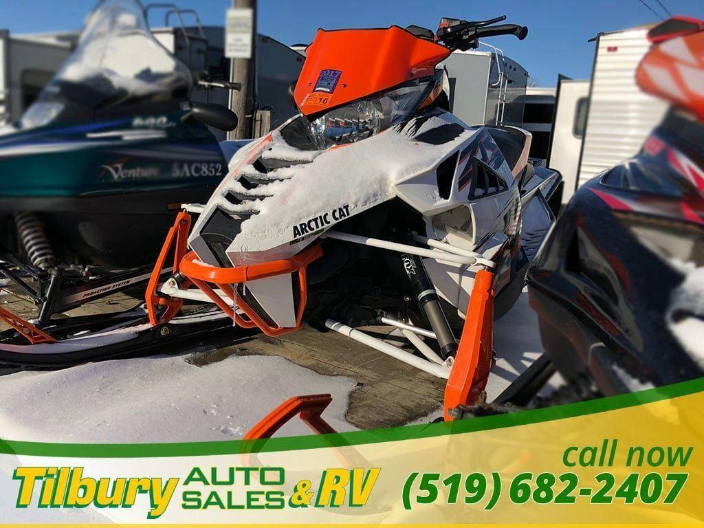 2015 ARCTIC CAT ZR
