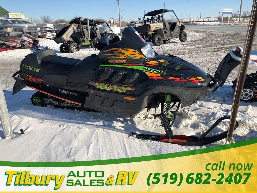 Arctic Cat Zrt  For Sale