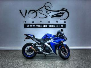 Used 2017 Yamaha YZF-R3 - No Payments For 1 Year** for sale in Concord, ON