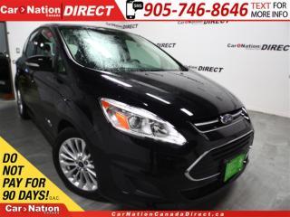 Used 2017 Ford C-MAX SE| LOW KM'S| NAVI| BACK UP CAMERA| for sale in Burlington, ON