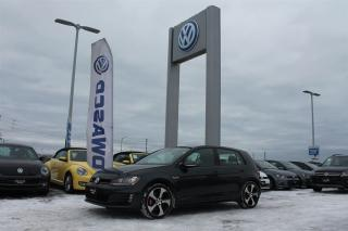 Used 2016 Volkswagen Golf GTI 5-Door Performance for sale in Whitby, ON