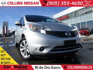 Used 2014 Nissan Versa Note 1.6 SL | ALLOYS | HTD SEATS | 360 CAMERA | for sale in St Catharines, ON
