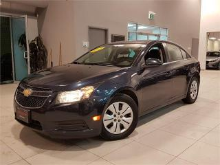Used 2014 Chevrolet Cruze LT-AUTO-REMOTE STARTER-BLUETOOTH-ONLY 77KM for sale in York, ON